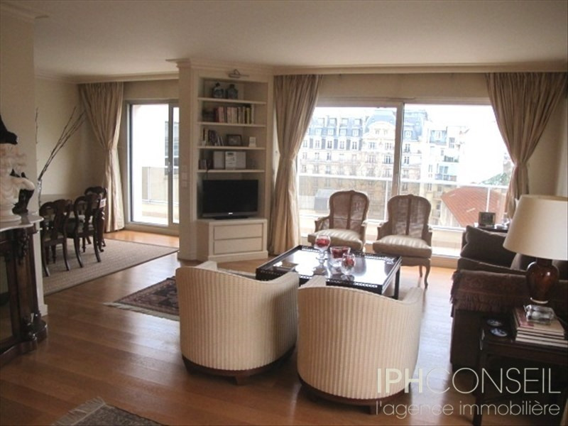 Vente de prestige appartement Neuilly sur seine 1 420 000€ - Photo 3