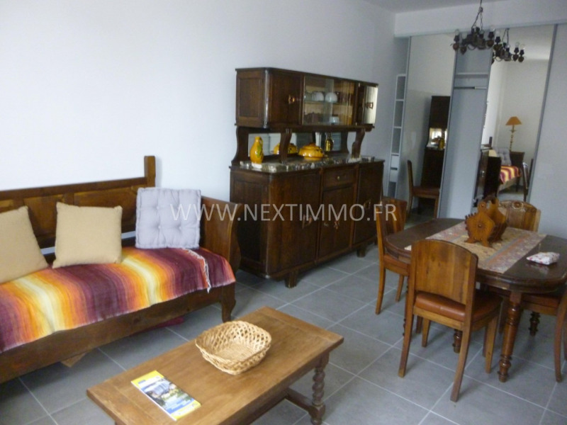 Affitto appartamento Roquebillière 510€ CC - Fotografia 4