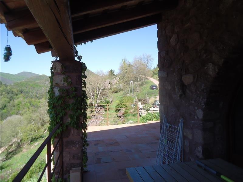 Vente de prestige maison / villa St laurent de cerdans 585000€ - Photo 1