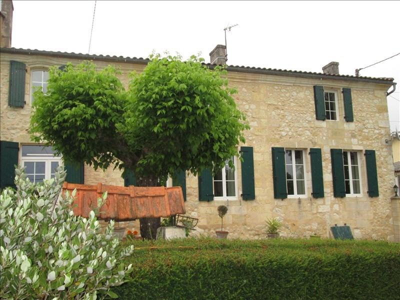 Sale house / villa Bourg 190000€ - Picture 1