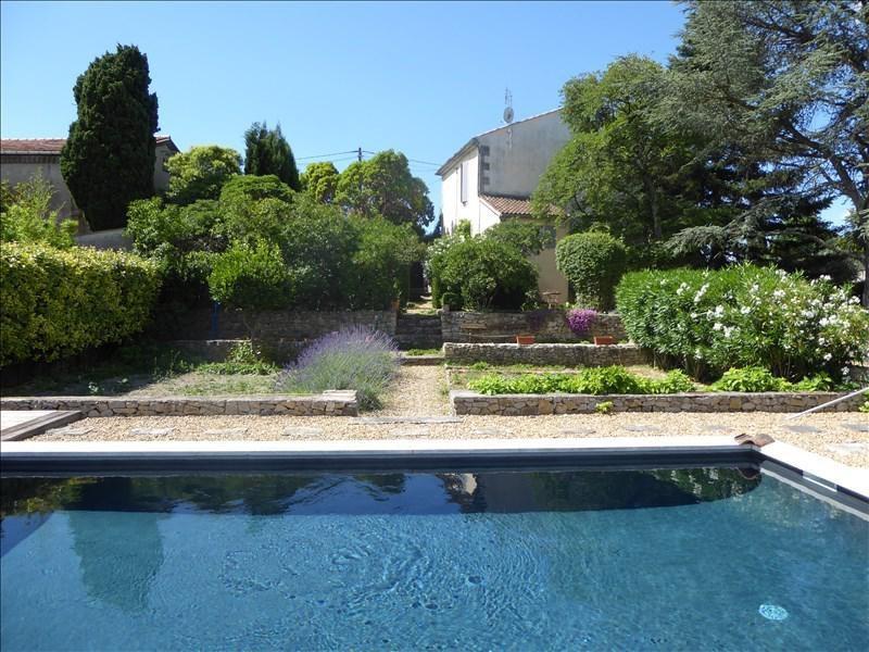 Deluxe sale house / villa Nimes 990000€ - Picture 2