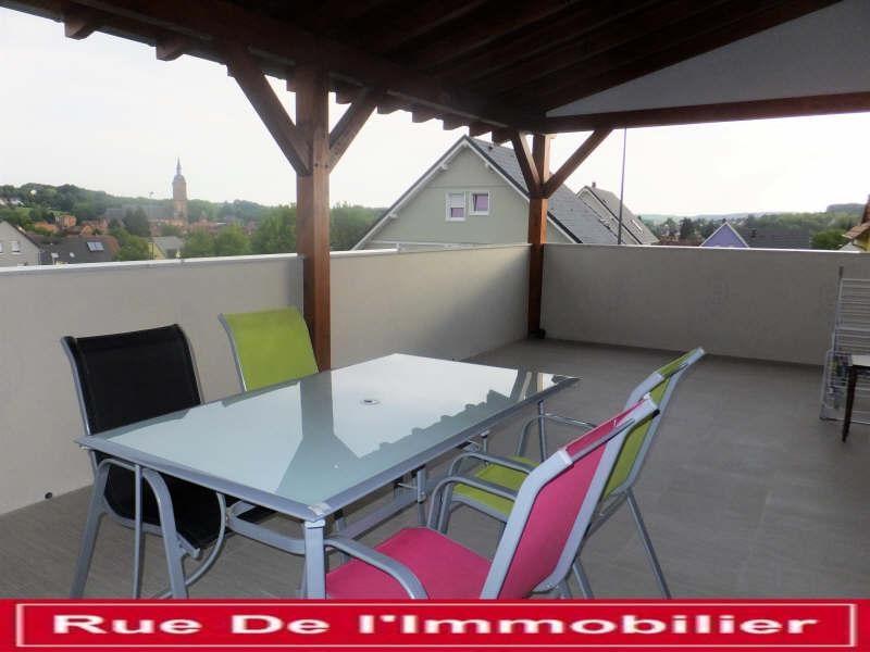 Vente de prestige maison / villa Reichshoffen 307000€ - Photo 1