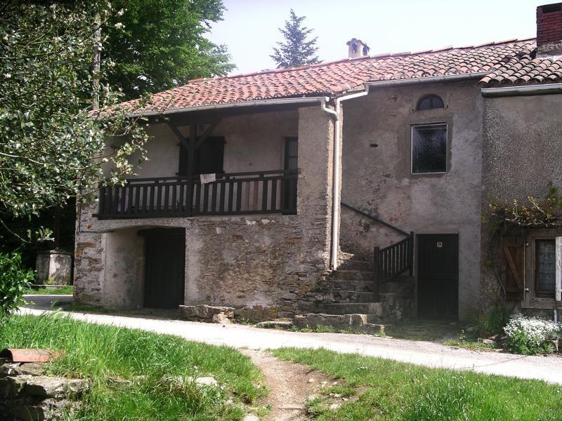 Vente maison / villa Mazamet 58000€ - Photo 1