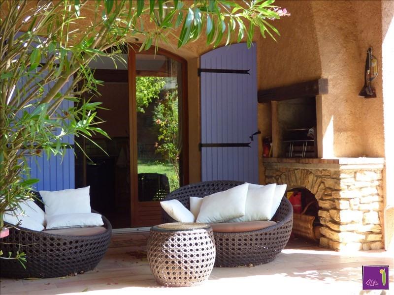 Vente maison / villa Bagnols sur ceze 400000€ - Photo 6