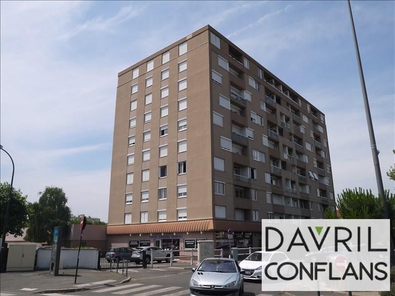 Sale apartment Conflans ste honorine 165000€ - Picture 1