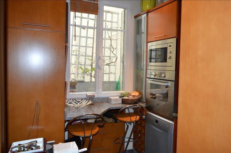 Sale apartment La varenne st hilaire 367500€ - Picture 6
