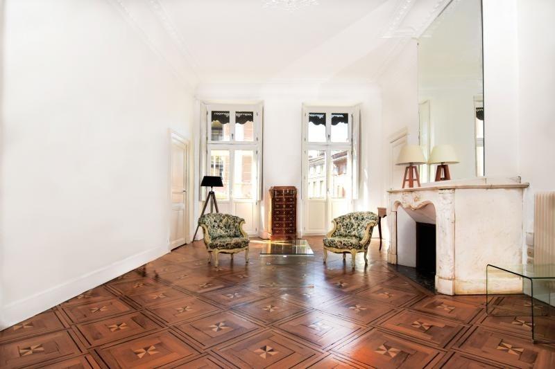 Venta de prestigio  apartamento Toulouse 695000€ - Fotografía 2