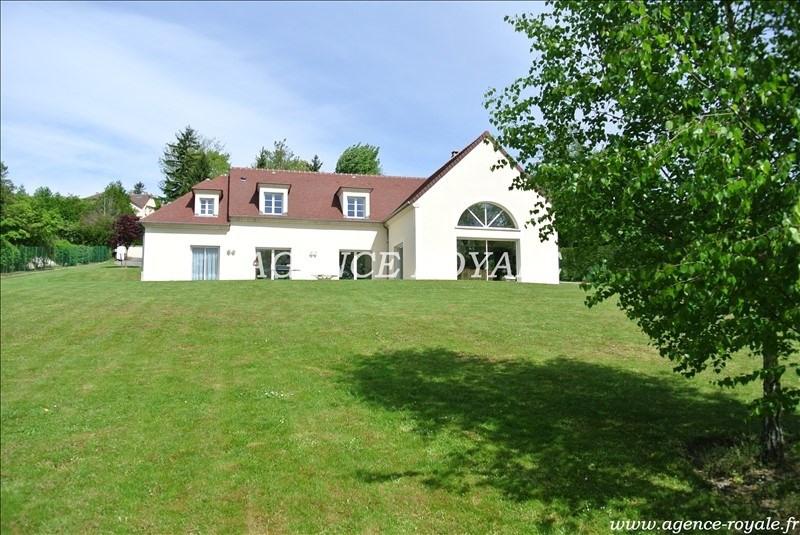 Vente de prestige maison / villa Chambourcy 1480000€ - Photo 1