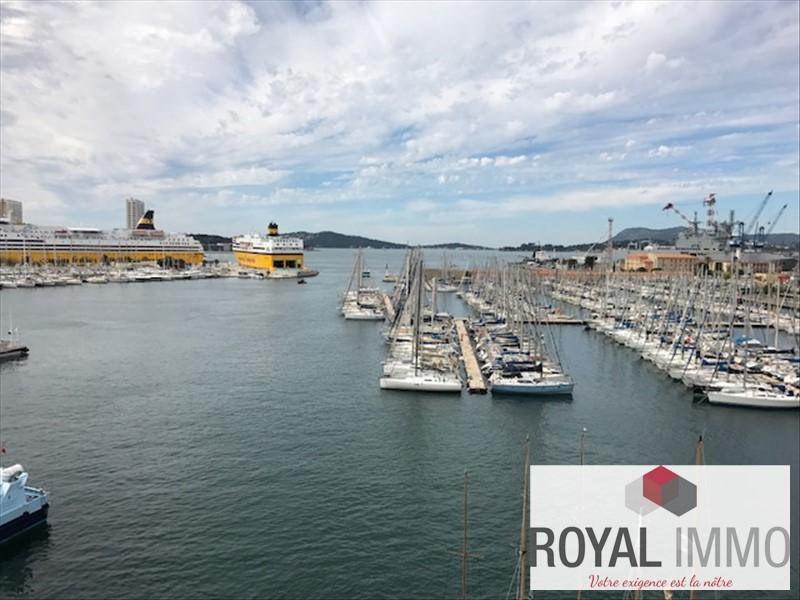 Sale apartment Toulon 365600€ - Picture 1
