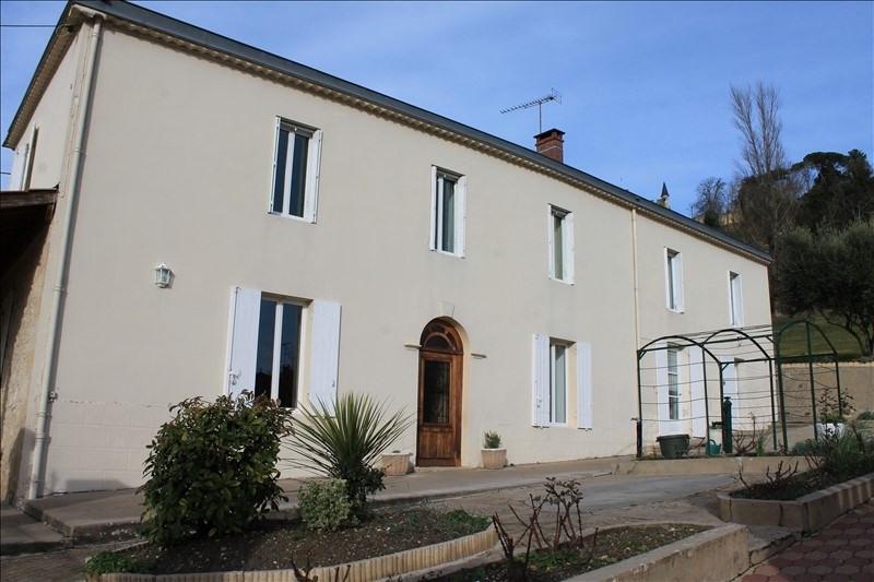 Sale house / villa Langon 301400€ - Picture 1