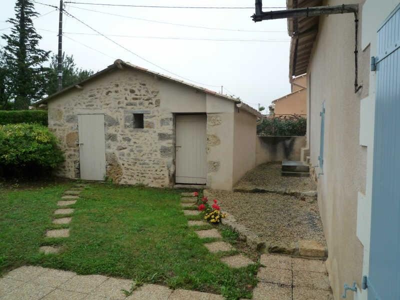 Location maison / villa Vivonne 600€cc -  2