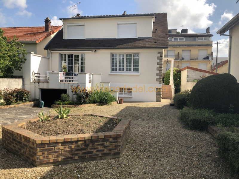 Life annuity house / villa Savigny-sur-orge 190000€ - Picture 1