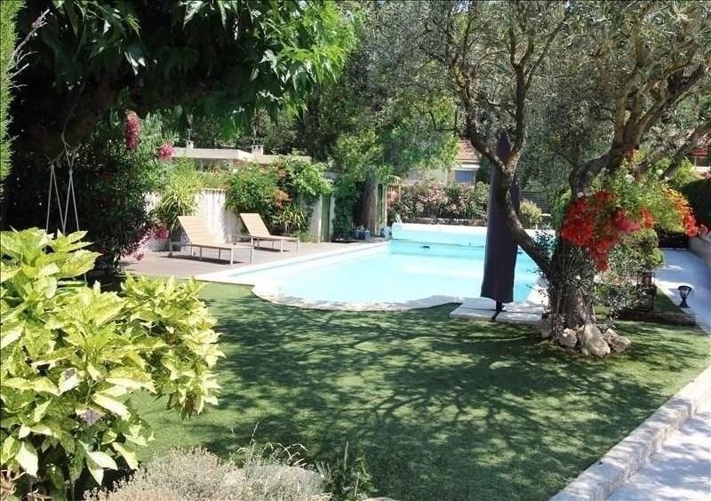 Vendita casa Bouc bel air 545000€ - Fotografia 1