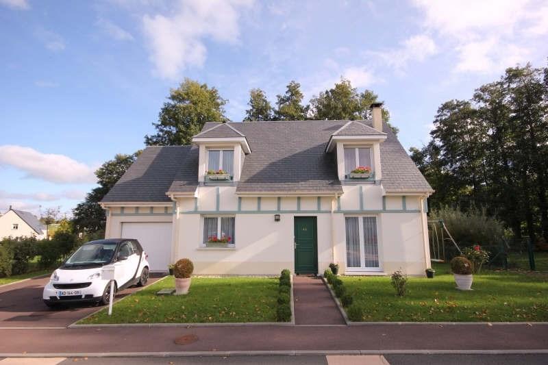 Vente maison / villa Villers sur mer 358000€ - Photo 1