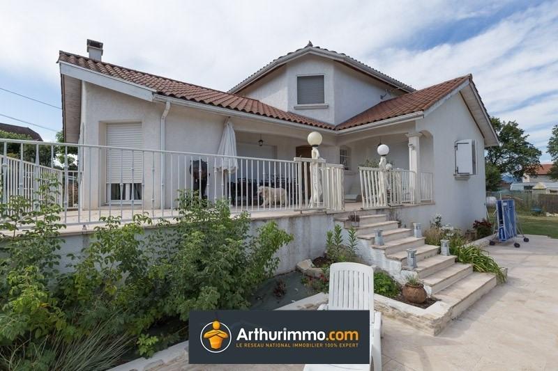 Sale house / villa Morestel 344900€ - Picture 1