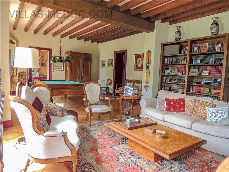 Vente maison / villa Civrac en medoc 460000€ - Photo 4
