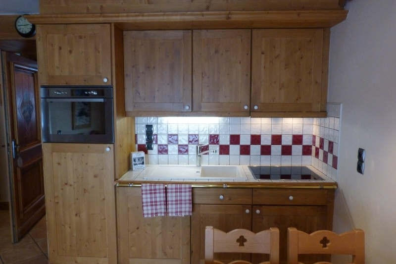 Vente appartement Les houches 200 000€ - Photo 3