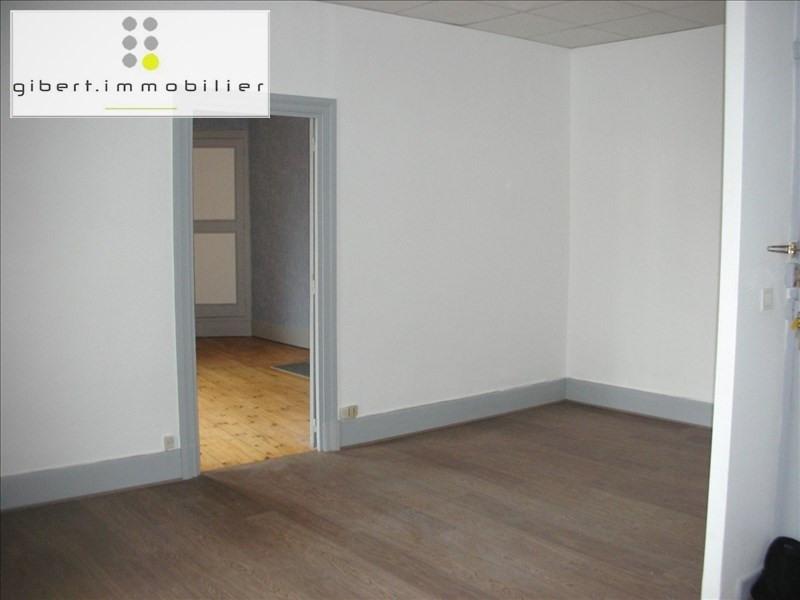Rental apartment Le puy en velay 271,79€ CC - Picture 2
