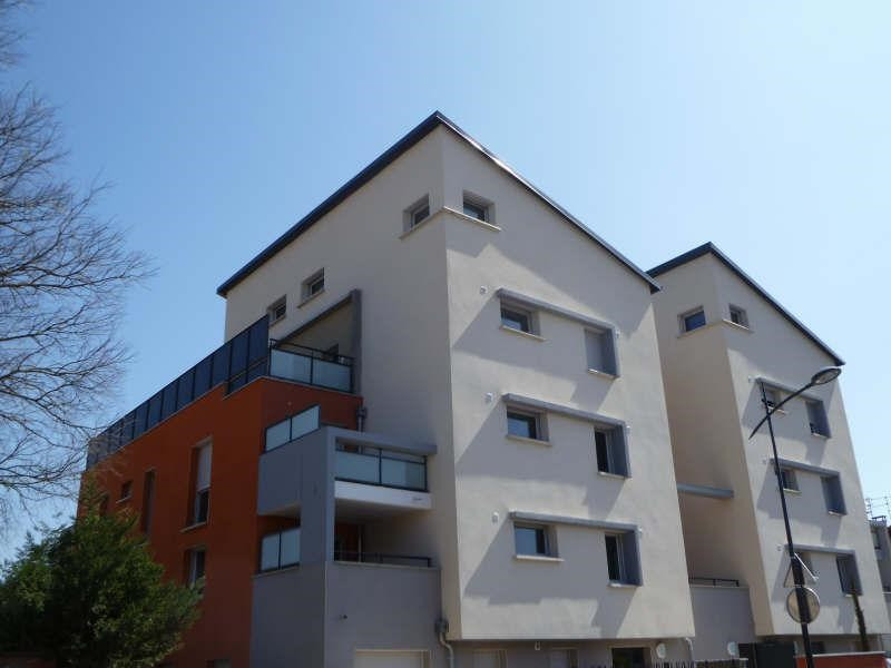 Rental apartment Toulouse 537€ CC - Picture 1