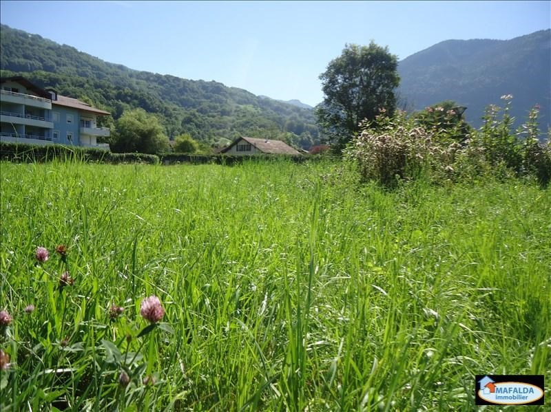 Vente terrain Cluses 173500€ - Photo 1