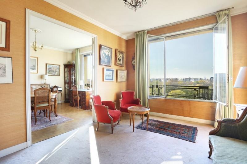 Vente de prestige appartement Paris 18ème 995000€ - Photo 2