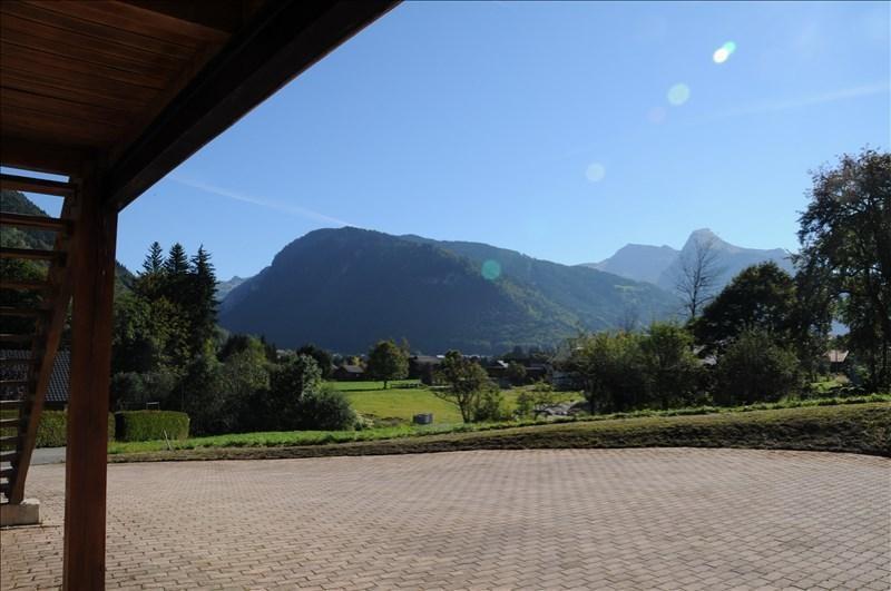 Deluxe sale house / villa Essert romand 655000€ - Picture 2