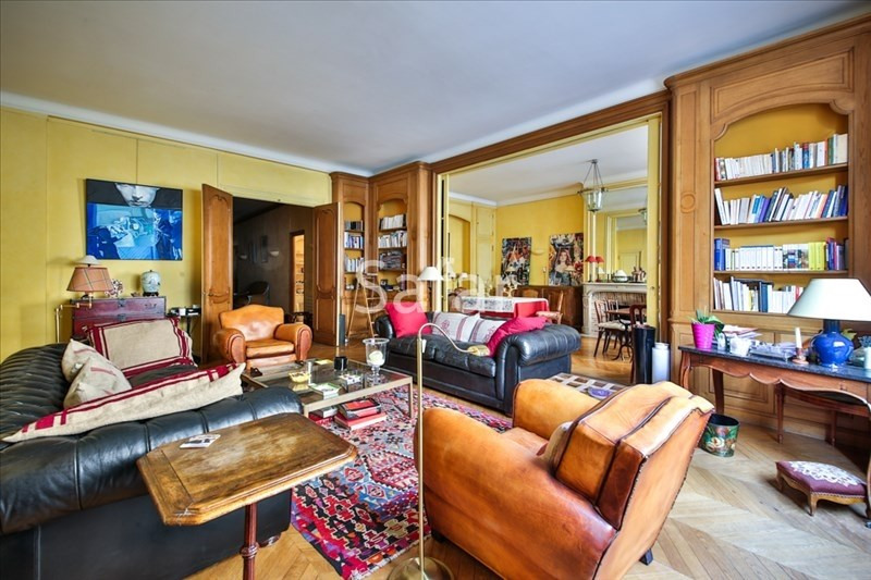Vente de prestige appartement Paris 16ème 2 190 000€ - Photo 2
