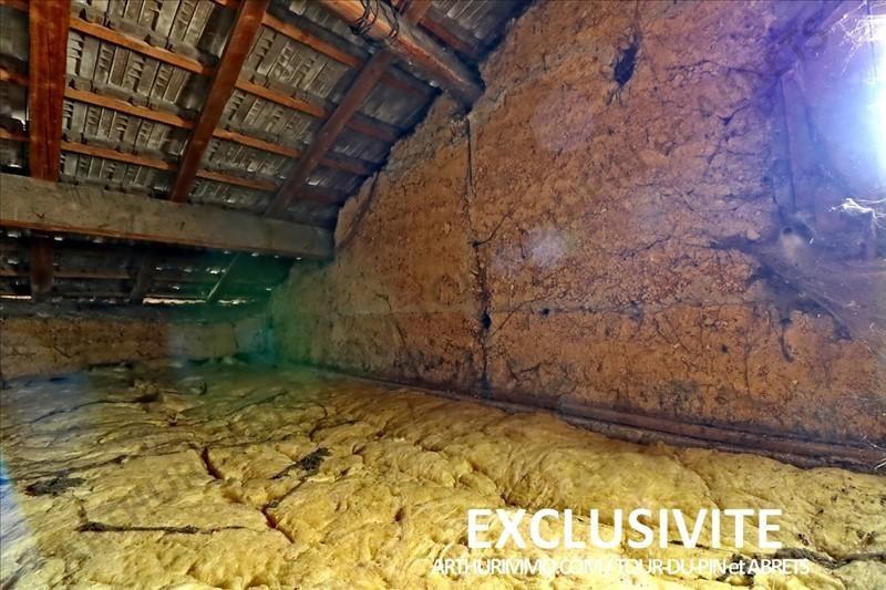 Vente maison / villa La tour du pin 129000€ - Photo 9