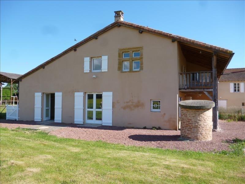 Location maison / villa St forgeux lespinasse 690€ CC - Photo 4