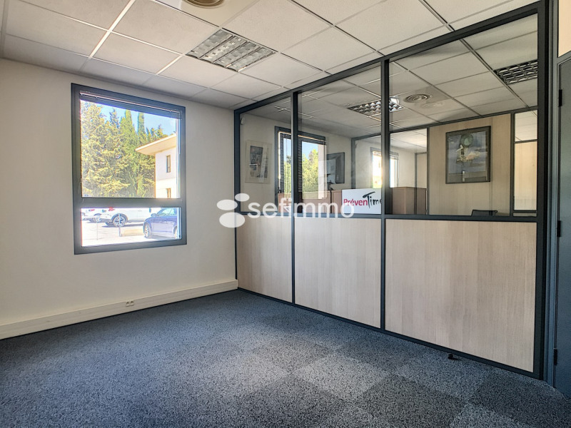 Affitto ufficio Meyreuil 1474,37€ HT/HC - Fotografia 5