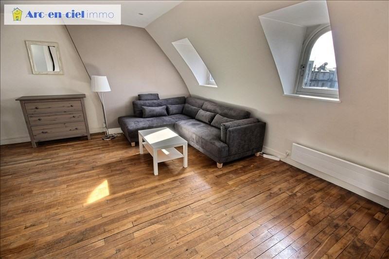 Rental apartment Paris 16ème 1495€ CC - Picture 3