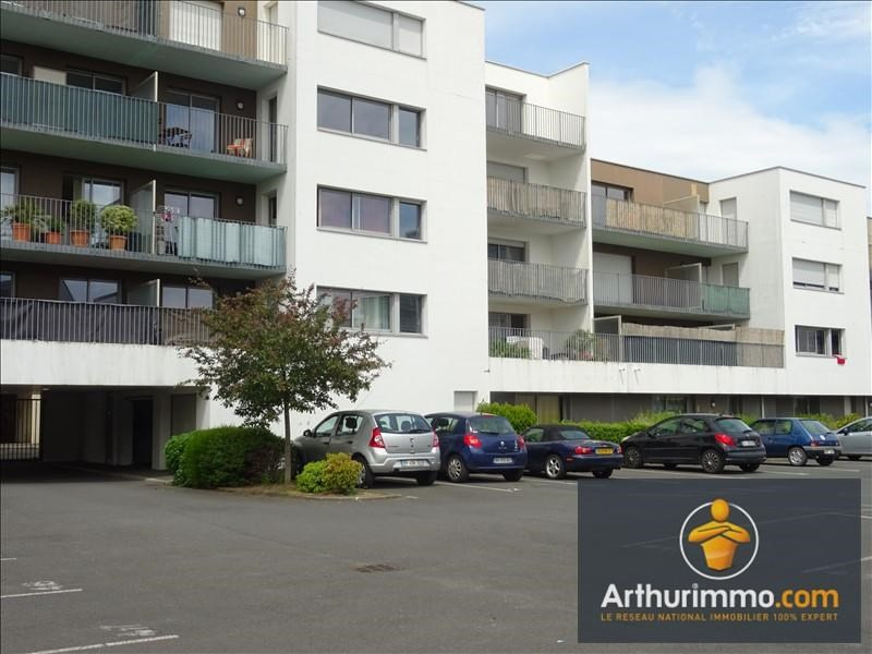 Location appartement St brieuc 435€ CC - Photo 1