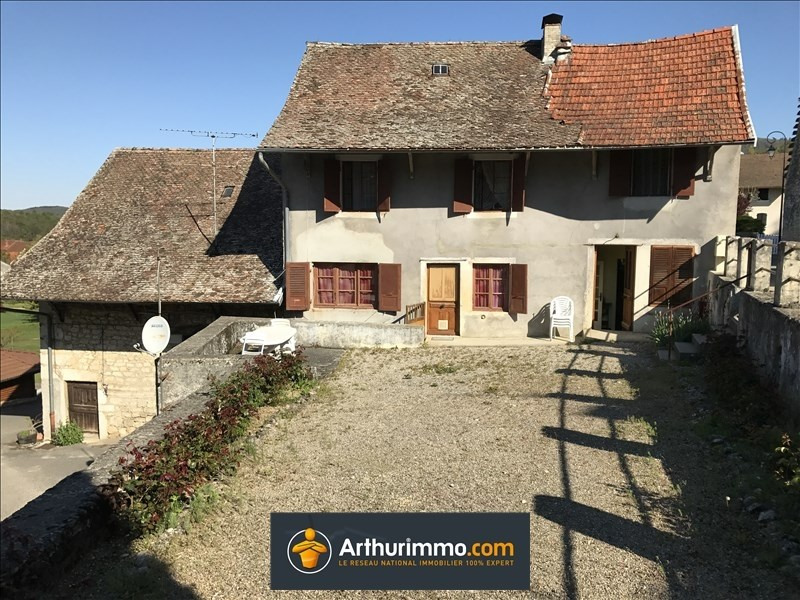 Vente maison / villa Lhuis 126 000€ - Photo 1