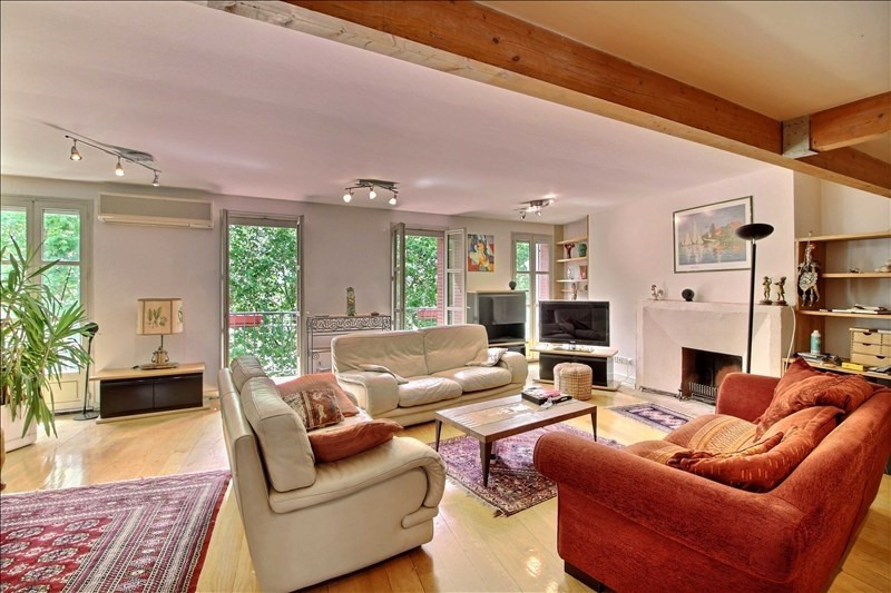 Verkauf von luxusobjekt wohnung Toulouse 585000€ - Fotografie 1