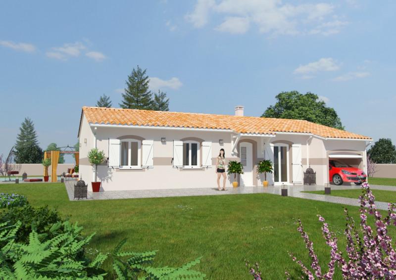 Maison  4 pièces + Terrain 724 m² Noailhac par maisons coté soleil