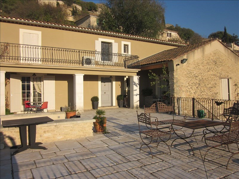 Vente de prestige maison / villa La roque sur pernes 890000€ - Photo 1