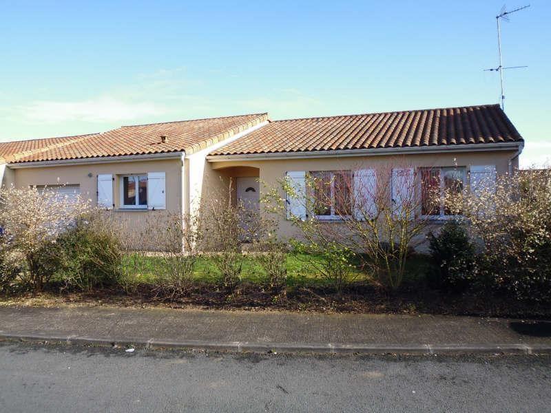 Vente maison / villa Poitiers 206000€ -  1