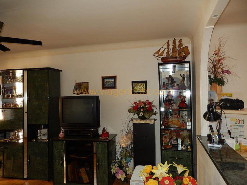 Life annuity apartment Menton 69 000€ - Picture 5