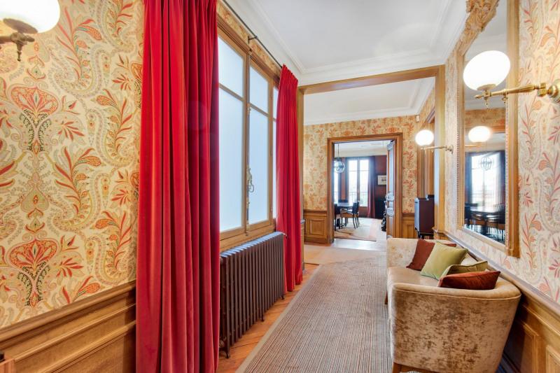 Vente de prestige appartement Paris 7ème 5850000€ - Photo 11