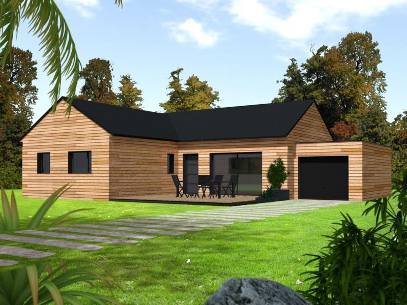 Maison  6 pièces + Terrain 420 m² Étampes par PRIMOBOIS ESSONNE