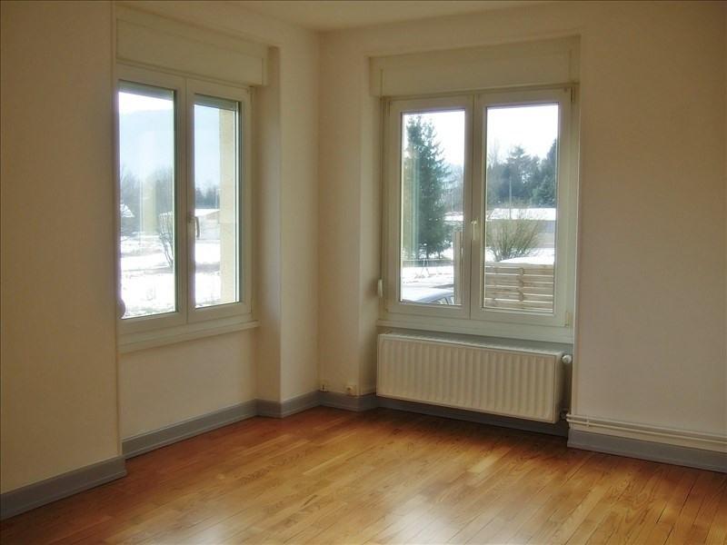 Rental apartment Raon l etape 500€ CC - Picture 1