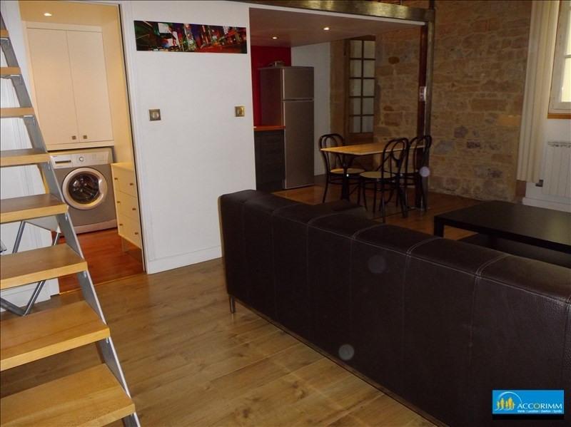 Location appartement Lyon 1er 1250€ CC - Photo 5
