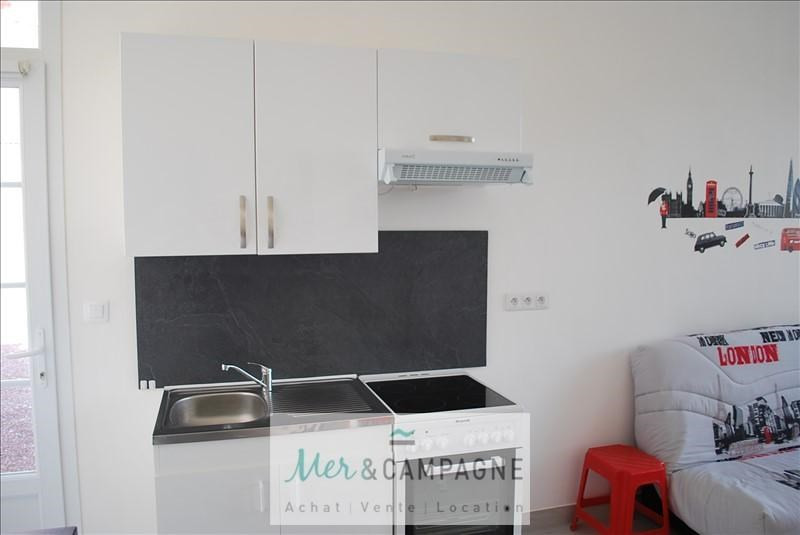 Sale apartment Fort mahon plage 144000€ - Picture 5