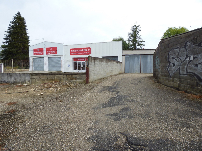 Rental empty room/storage Bon encontre 1700€ HT/HC - Picture 1