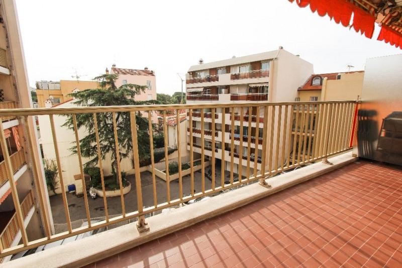 Vendita appartamento Juan les pins 336000€ - Fotografia 8