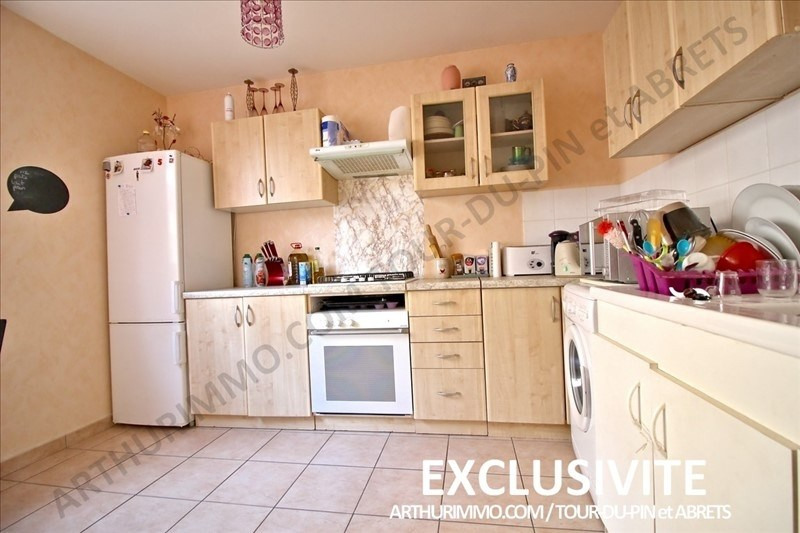 Vente maison / villa Aoste 137000€ - Photo 4