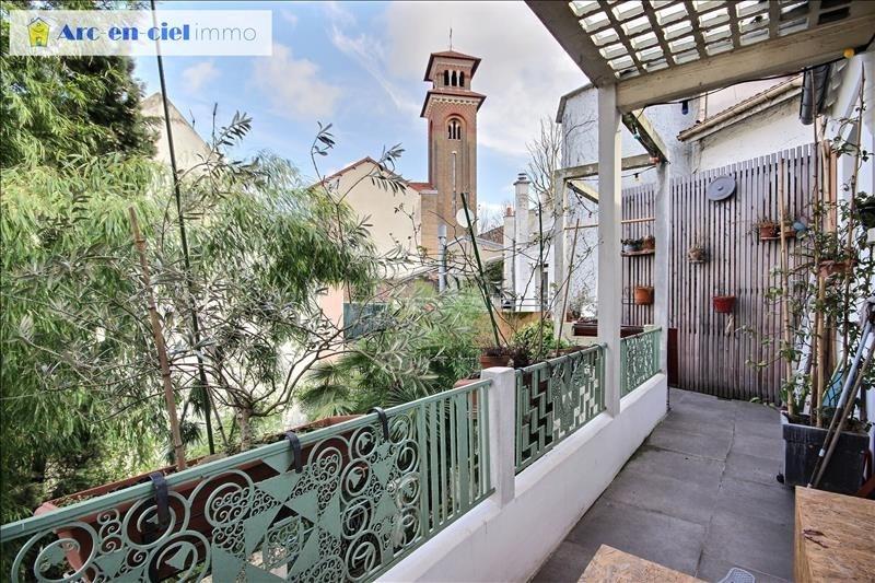 Deluxe sale apartment Paris 19ème 1099000€ - Picture 2