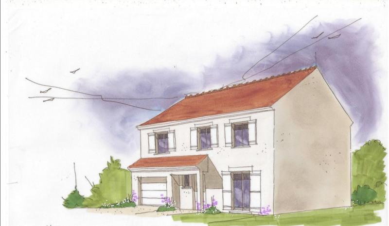 Maison  4 pièces + Terrain Saint-Fargeau-Ponthierry par LES MAISONS BELL  LES MAISONS ATLANTIS  LES ARCHITECTURIALES