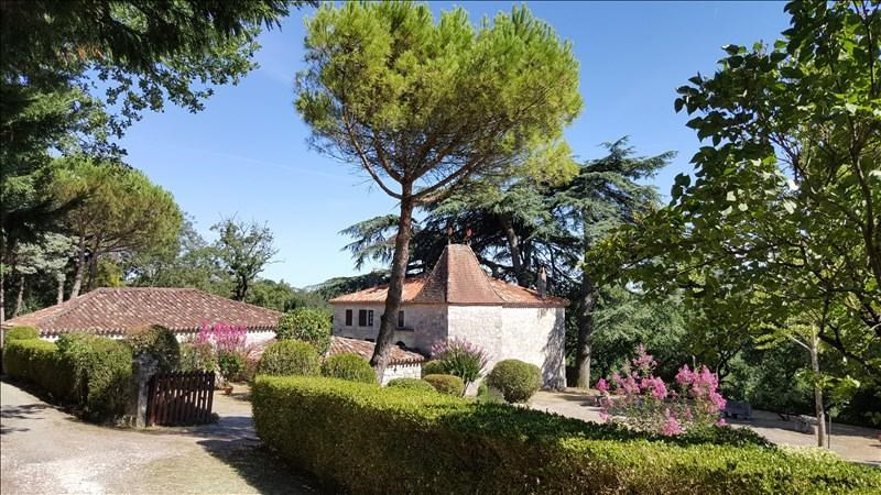 Deluxe sale house / villa Laroque timbaut 462 000€ - Picture 1