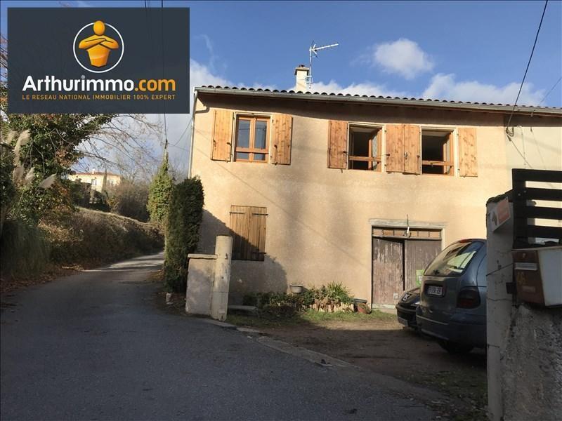 Sale house / villa St andre d apchon 65000€ - Picture 1